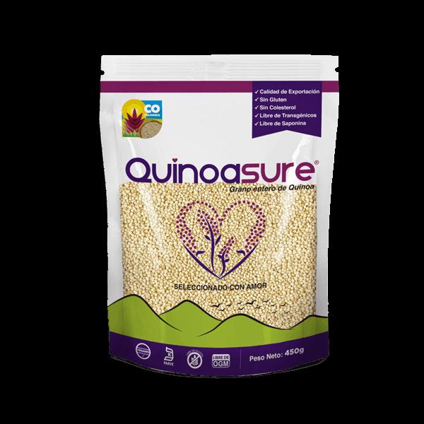 quinoasure - quinoa